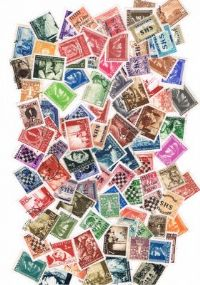 100 different Croatia (pre 1945) packet